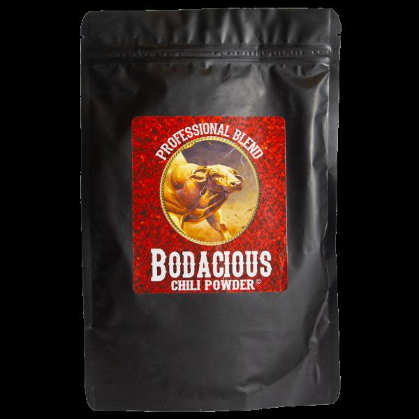 Bodacious Chili Powder (Black Bag)