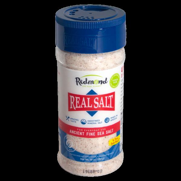 Real Salt Ancient Fine 10oz