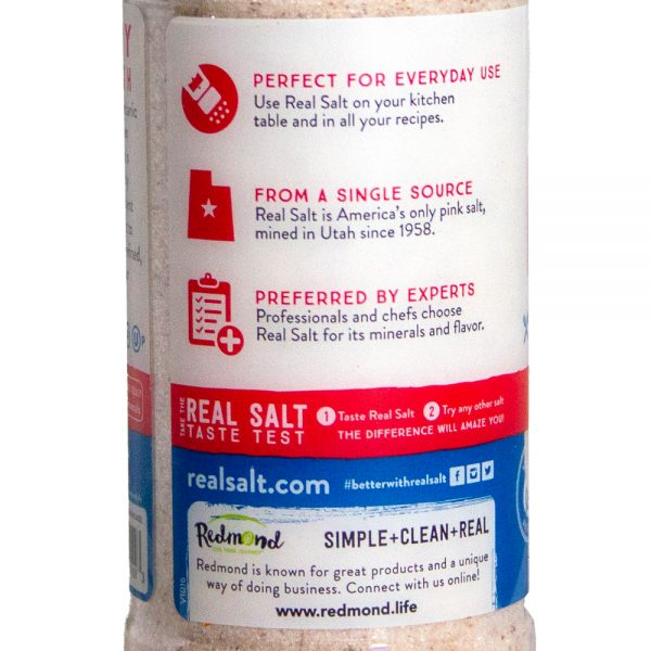 Real Salt Ancient Fine Info