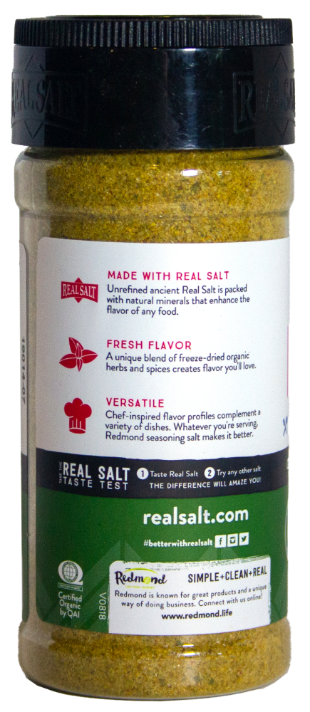 Real Salt Organic