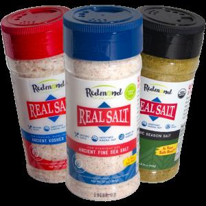 Real Salt Varieties