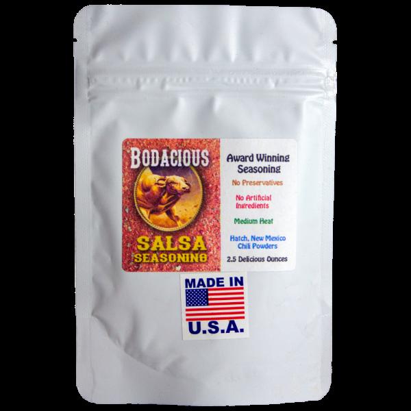 Bodacious Salsa Seasoning