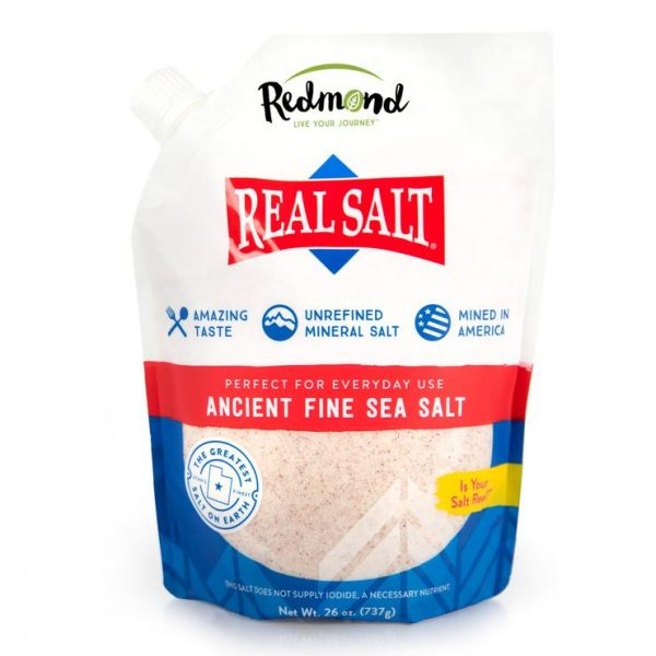 Real Salt Ancient Fine 26oz